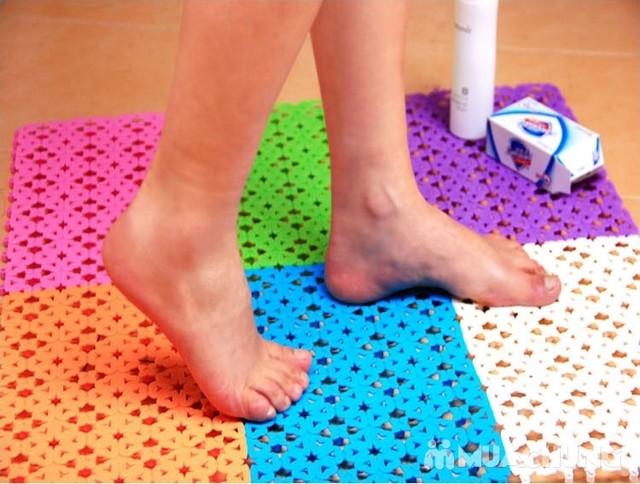 Thảm chùi chân cho căn phòng sạch sẽ