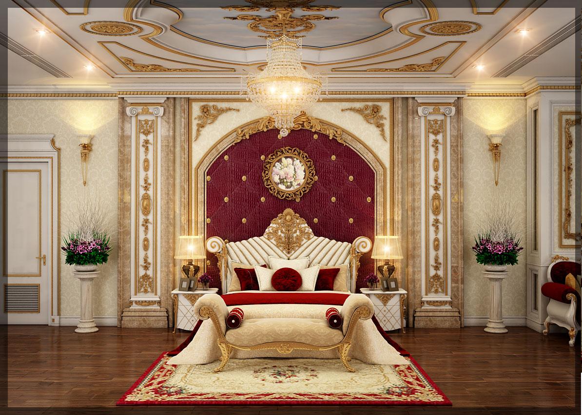 Thảm trải sàn cho phòng ngủ cổ điển